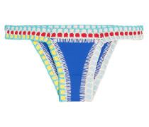 Bikini-Höschen Tuesday mit Häkeldetails