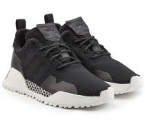 Gewebte Sneakers F/1.4 mit Mesh
