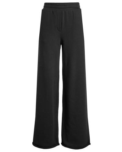 Wide Leg Pants mit Baumwolle