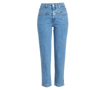 Cropped Jeans Pedal Pusher