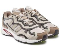 Sneakers Temper Run mit Veloursleder und Mesh