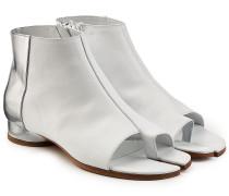 Sandalen Tabi aus Leder mit Zehenspalte