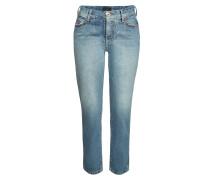 Verzierte Skinny Jeans