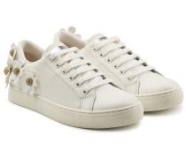 Sneakers Daisy aus Leder