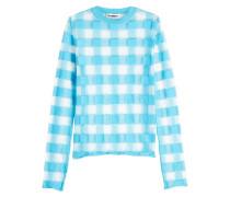 Pullover mit Baumwolle und Cut Outs