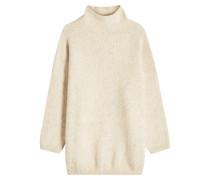 Pullover aus Baby-Alpakawolle und Baumwolle