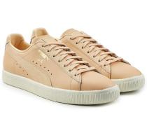 Sneakers Clyde aus Leder