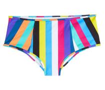 Bikini-Höschen im Color Block Look