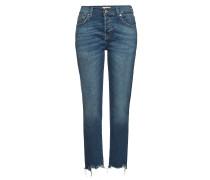 Cropped Boyfriend Jeans Asher Lux