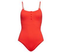 Swimsuit Calabasas mit Knopfleiste