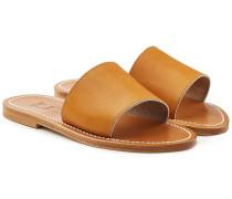 Sandale Capri aus Leder