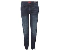 Slim Fit Jeans Hugo 708 mit Waschung