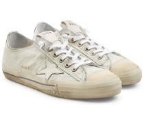 Sneakers V-Star 2 aus Leder
