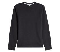 Baumwoll-Sweatshirt mit Logo-Print