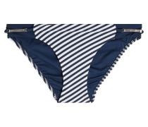 Gestreiftes Bikini-Höschen