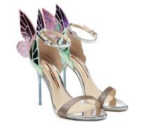 Sandalen Chiara aus Lackleder