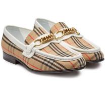 Loafers Moorley mit Leder