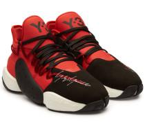 Sneakers BYW BBall mit Veloursleder