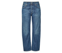 Cropped Straight Leg Jeans Emery Relaxed