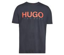 Bedrucktes T-Shirt Dolive aus Baumwolle