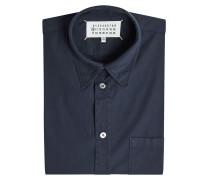 Hemd Garment Dyed aus Baumwolle