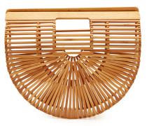 Handtasche Ark Small aus Bambus