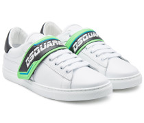 Sneakers New Tennis aus Leder