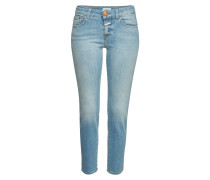 Skinny Jeans Baker aus Baumwoll-Stretch