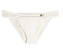 Gehäkeltes Bikini-Höschen aus Baumwolle