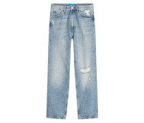 Cropped Flared Jeans Jeanne