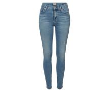 High Rise Skinny Jeans Rocket