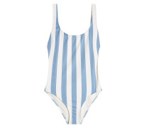 Gestreifter Swimsuit The Anne-Marie