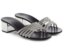 Sandalen Roll aus beschichtetem Leder