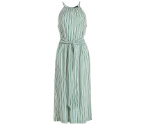 Gestreiftes Kleid Flash mit Baumwolle