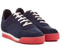 Sneakers Spalwart mit Veloursleder und Mesh