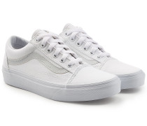 Sneakers Old Skool mit Leder