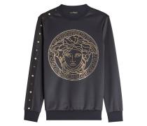 Sweatshirt mit Décor