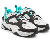 Sneakers M2K Tekno aus Leder