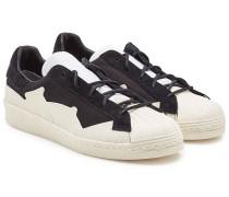 Sneakers Takusan mit Mesh und Veloursleder