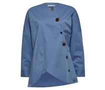 Asymmetrische Bluse Renee aus Baumwolle