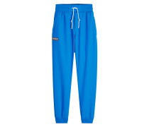 Track Pants Cardle mit Logo-Applikation