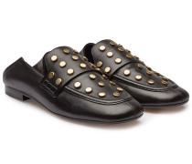 Loafers Feenie aus Leder