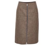 Gemusterter Pencilskirt aus Wolle