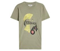 Bedrucktes T-Shirt Zewel aus Baumwolle