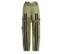 Cargo Pants im Patchwork Look