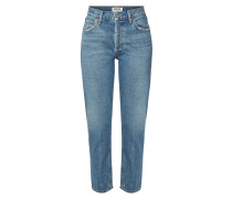 Straight Leg Jeans High Rise Classic Jamie