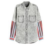 Jeanshemd Double Sleeve Shirt 43