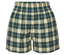 Karierte Shorts Dovemoore aus Baumwolle