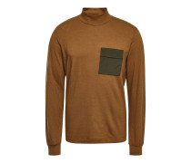 Pullover Ghost Army aus Fleece-Wolle