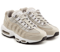 Leder-Sneakers Nike Air Max 95 Essential